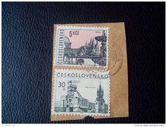 RARE 1967 Czechoslovakia 5Ksc/30H PRAHA/PRIBRAM RECOMMENDET LETTRE ON PAPER COVER USED SEAL - Czechoslovakia