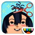 Appysmarts - Toca Hair Salon 2 Review. An app for 4 year olds for iPhone/iPod touch (iPad compatible).