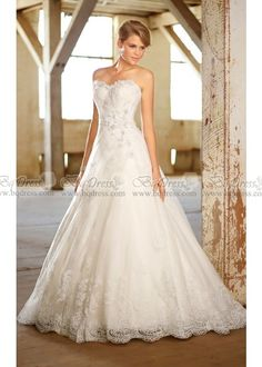 Essense Of Australia Wedding Dress Style D1369