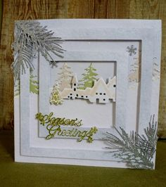 Inspired by Pam Simpson | docrafts.com
