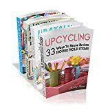 Free Kindle Book -   Upcycling Crafts Boxset Vol 1: The Top 4 Best Selling Upcycling Books With 197 Crafts! Check more at http://www.free-kindle-books-4u.com/arts-photographyfree-upcycling-crafts-boxset-vol-1-the-top-4-best-selling-upcycling-books-with-197-crafts/