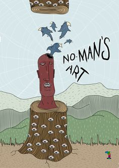 no-man's art
