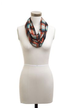 Type 3 Dinner With A Friend Scarf - New Arrivals