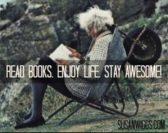 Stay awesome!