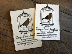 Showcase of Very Original Handmade Business Cards