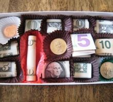 Great idea for a money gift. It's a win-win situation! :)