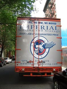 Moving And Storage Companies, Packers And Movers, What It Takes, West Village, Business Photos, In The Heart, Manhattan, Commercial, Nyc