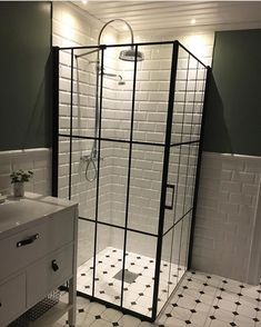decor nature wall decor ideas 2019 decor black and white bathroom decor towels decor funny decor flowers decor yellow walls bathroom decor 2018 Dream Bathroom, Small Bathroom, Bathroom Inspo, Bathroom Inspiration, Cute Shower Curtains, Bathroom Decor, Bathroom Makeover, Bathroom Interior Design, Bathroom Shower