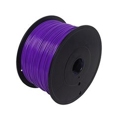 THG Purple 3D Printer Filament 1KG 362M PLA Material (1.75mm) Suitable for Makerbot Series Printers - http://discounted-3d-printer-store.co.uk/product/thg-purple-3d-printer-filament-1kg-362m-pla-material-1-75mm-suitable-for-makerbot-series-printers/