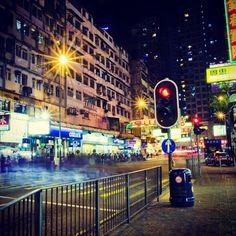 Hong Kong 香港 in Hong Kong