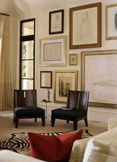 Interior Designer Portfolio by Robert Brown Interior Design - Dering Hall Inspiration Wand, Interior Inspiration, Interior Design Atlanta, Deco Studio, Brown Interior, Living Room Decor, Interior Decorating, Wall Decor, House Design