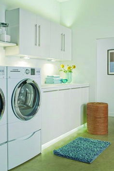Utility Room And Laundry Rooms Need Plenty Of Well Diffused Lighting For Those Daunting Cs