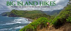 Big Island Hikes - If you like to hike, check out this site to see what hikes are available on the Big Isle.