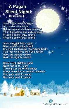 Silent night (pagan )