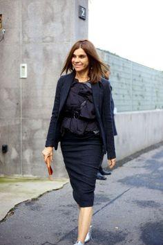 Milan Fashion Week Fall/Winter 2014 | Vanity Fair