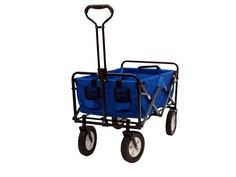 Blue Mac Sports Collapsible Folding Utility Wagon Garden Cart Shopping Beach. More details at http://www.zone355.com/blue-mac-sports-collapsible-folding-utility-wagon-garden-cart-shopping-beach/