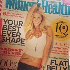 Thats my night sorted! This and Zest are my fav fitness magazines #health #fit #fitness #healthy #fitspo #fitspiration #womenshealth #toned #strength #muscles #bbloggers #lbloggers