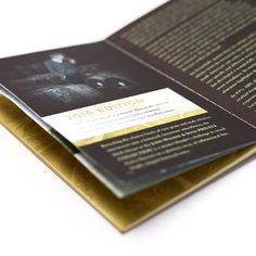 Johnnie Walker and Son's Private Collection 2016 on Packaging of the World - Creative Package Design Gallery Luxury Packaging, Packaging Design Inspiration, Booklet, Whisky, Liquor, Sons, John Walker, Monogram, Creative Package