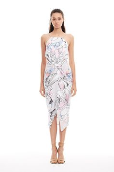 Cooper St - If I Can't Have You Midi Dress