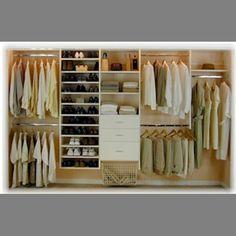 reach in closet ideas - Google Search | Closet Ideas | Pinterest ...