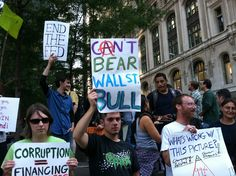 https://flic.kr/p/auiKAU | Occupy wall street 2061 | Occupy Wall Street 10/08/2011