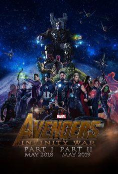 [WIP] Avengers: Infinity War Poster by TouchboyJ-Hero.deviantart.com on @DeviantArt