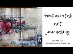 Hello, hello:) So happy to see you here! Today it's a special day and a special post. I am taking part in art journaling YouTube Hop amongst many amazing artists and my friends, and the idea behind this particular hop is to show you all what motivates us...