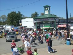 Lots of Canton Shoppers - Are you in this picture?