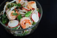 shrimp salad, salad recipes