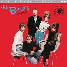 B52's - Wild Planet (MOFI) *Ltd. edition, numbered* Mobile Fidelity Sound Lab | eBay