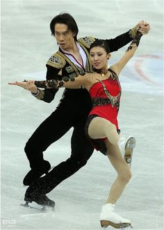 Qing Pang / Jian Tong(China) : ISU Grand Prix of Figure Skating Final 2012