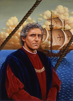 Christopher Columbus (Gabriel Byrne)