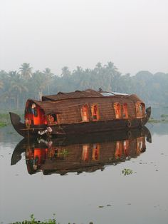 Retirement: House boat