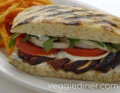 Amazing vegetarian and vegan food!