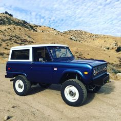 "3,306 Likes, 55 Comments - ICON (@icon4x4) on Instagram: ""Here is ICON BR number 52, almost ready to go to his new owner! #icon #iconbr #icon4x4 #bronco #eb…"""
