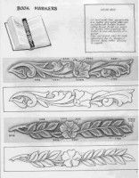 "Gallery.ru / vihrova - Album ""shtolman + sketches + for + carving + stamping + Skin"""