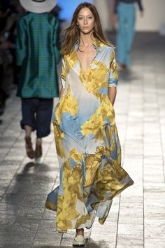Paul Smith. YES! For the over-sized long  loose fitting dress.