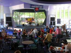 Cosmic Rays Starlight Cafe - Having an awesome lunch & listening to Sonny Eclipse