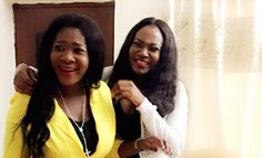 See what Mercy Johnson and Isabella Ayuk are doing behind the camera [Photos]