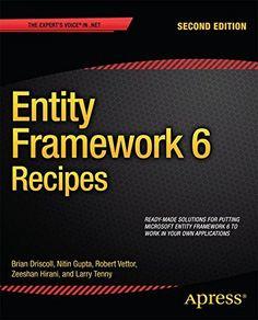 Entity Framework 6 Recipes by Zeeshan Hirani