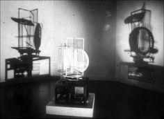 László Moholy-Nagy, Light Space Modulator, 1930