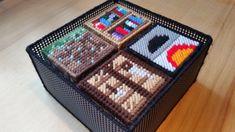 Minecraft In Plastic Canvas Starter Set • Make a plushie toy