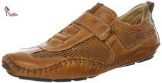 Pikolinos Fuencarral 15a-6207_v13, pantoufles homme, Marron (Brandy), 39 - Chaussures pikolinos (*Partner-Link)