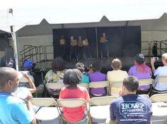 Norristown community - Arts Hill Festival 2013