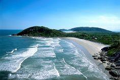 Ilha do Mel, Paraná by Visit Brasil, via Flickr