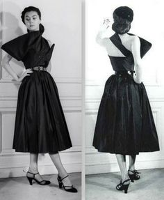 1949, Dior vintage photo test