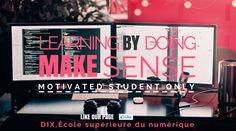 Student Motivation, Make Sense, Broadway Shows, Facebook, Learning, How To Make, Entrepreneurship, Teaching, Studying