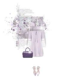 """""""Lavender Delight"""" by nonniekiss ❤ liked on Polyvore featuring Fekkai, fashiontrend, fashionset, fashionsense, nonniekiss and nonniestyle"""