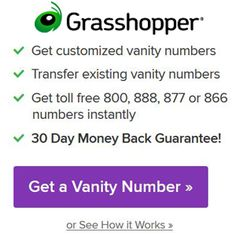 Pin By Premium Toll Free Vanity Numbers On Business Vanity Numbers |  Pinterest