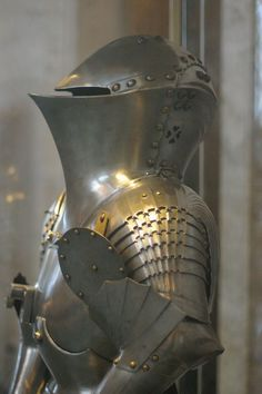 Beautifully made German jousting half armor www.darksword-armory.com